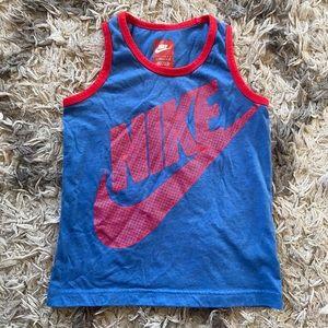 Boys Nike Tank